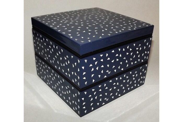 Bento-Box / Jubako Yuki Indigo 1
