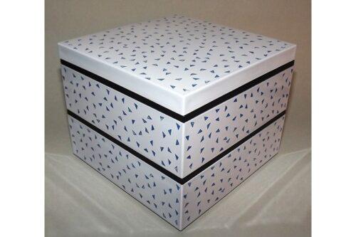 Bento-Box / Jubako Yuki White 6