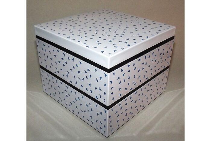 Bento-Box / Jubako Yuki White 1