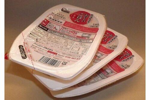 Gohan Miyagi Hitomebore Oyama 3 Portionen = 3 x 180 g / 540 g 10