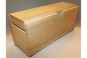 "HQ Katsubako Kezuriki ""L"" Takumi / Bonitohobel Holz mit Wechselklinge / Handarbeit 13"