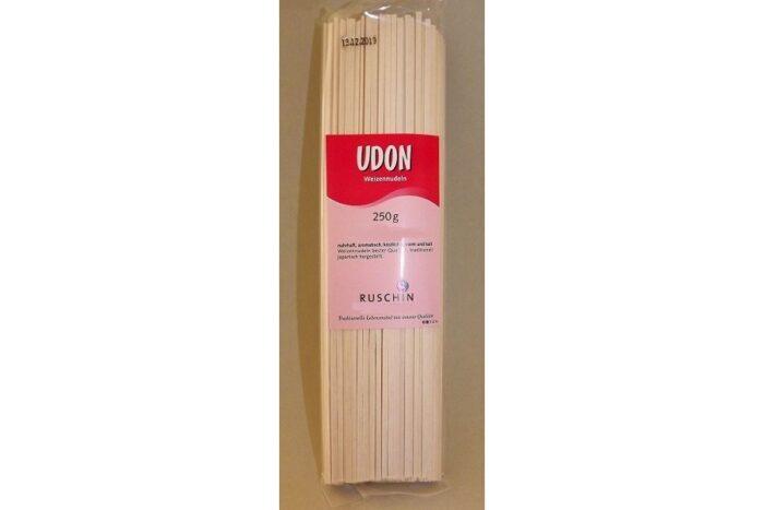 BIO Udon-Nudeln 250 g Muso   DE-ÖKO-039 1