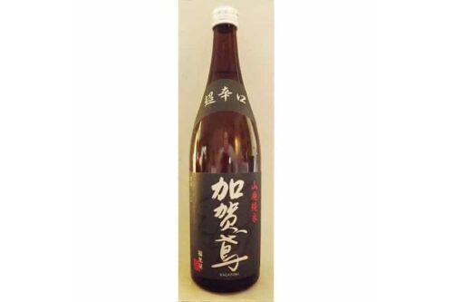 Kagatobi Yamahai Junmai Chokarakuchi 720ml 37