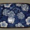 Teller-Set Ume Kamon   Sushi-/Platte und Dip-/Tellerchen 3