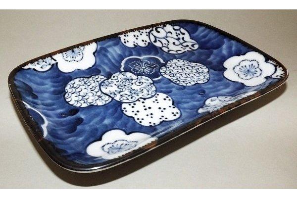 Teller-/Platte Ume Kamon 16.5 cm 3