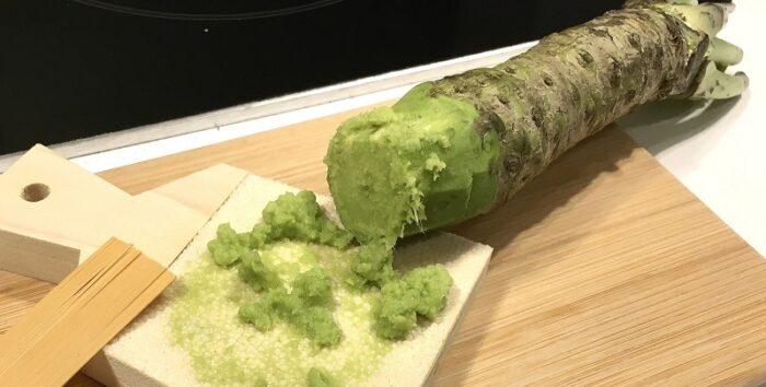 Frischer Wasabi aus Japan z. B. 135 g + EXPRESSVERSAND 1