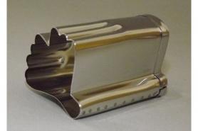 Kohlebecken für Hida Konro 18 cm 1-Personen-Tischgrill 9