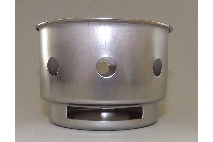 Kohlebecken für Hida Konro 18 cm 1-Personen-Tischgrill 2