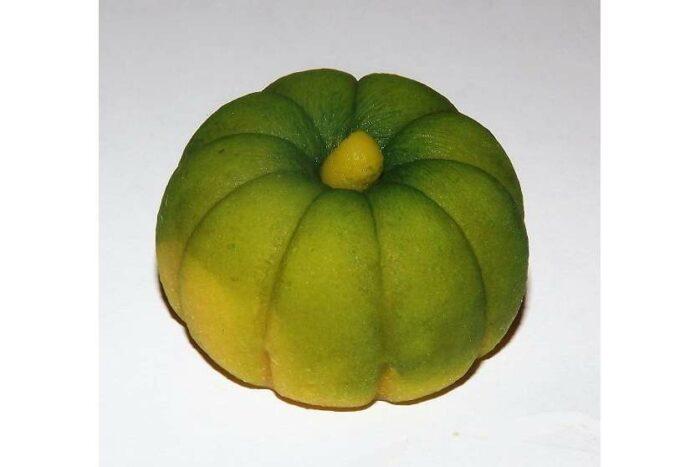 5 Stück Hanamochi Kabocha 5 x 20 g = 100 g GFC 1