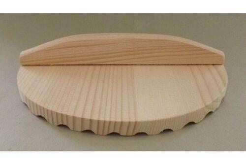 HQ Otoshibuta Sugi 16 cm Topf-/+Innen-Deckel 6