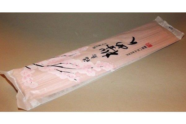 Sakuramen Weizennudeln 180g mit Kirschblüten 1