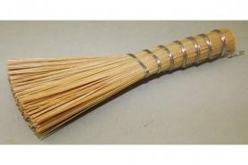 Sasara - Bambusbesen für Reiben + Mörser 8