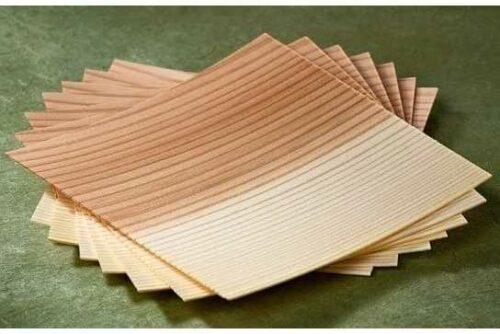 Sugi Wraps 150 mm x 100 mm 12 Stück 5