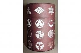 Teedose Holz schwarzbraun 100g 9