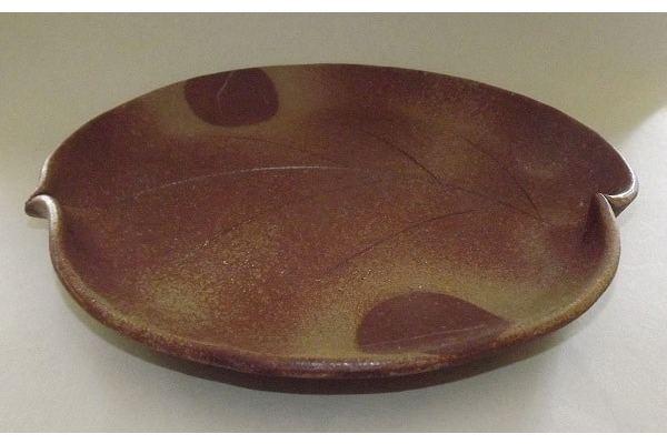 "UNIKAT Meister Keramik Platte-Teller ""Koyo"" 4"