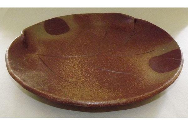 "UNIKAT Meister Keramik Platte-Teller ""Koyo"" 1"