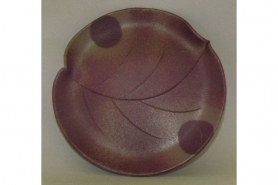 "UNIKAT Meister Keramik Platte-Teller ""Koyo"" 7"