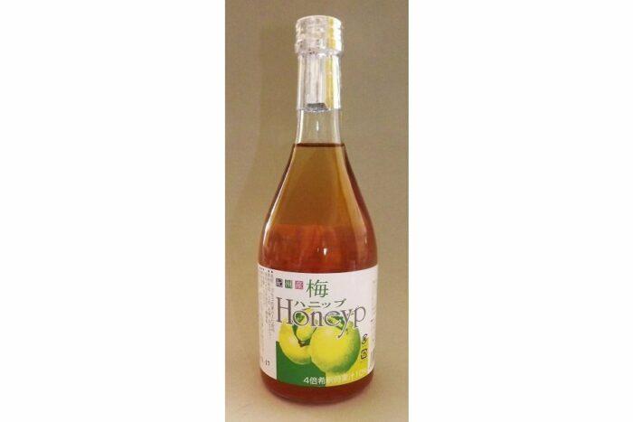 Ume Honeyp - Plum Shokuhin Konzentrat 590 ml - ergibt knapp 3 L Getränk 1