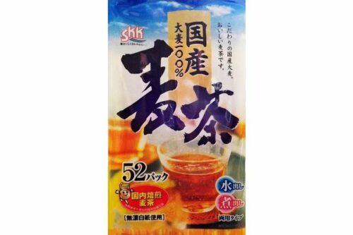 Omugii Mugicha Sticks 52 x 8g für PET-Flaschen Sanei (SKK) 9