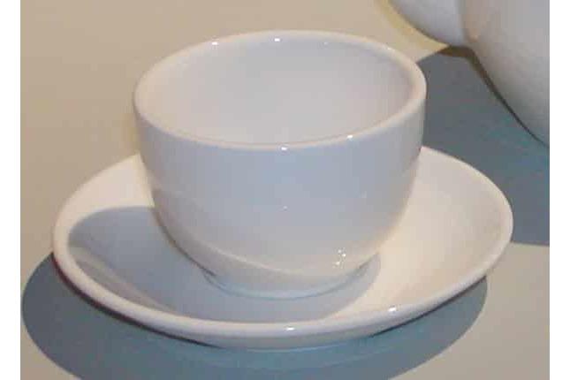 5er-Set Tassen Shiro + Untertassen 1