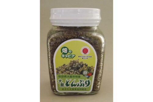 "Tonburi - ""Feld-Kaviar"" 170g 6"