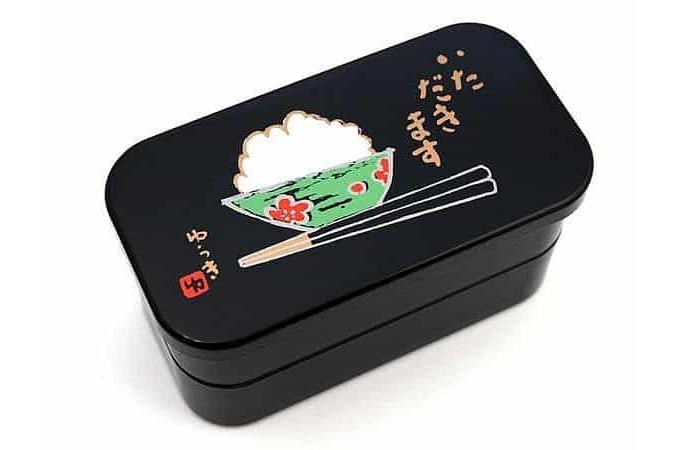 "Bento-Box ""Itadakimasu"" 1"