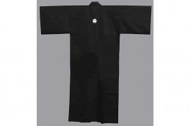 """Kimono Mon kuro 59"""" 6"""