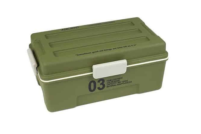 Bento-Box Army Green 1