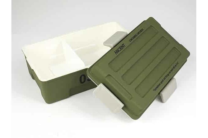 Bento-Box Army Green 4