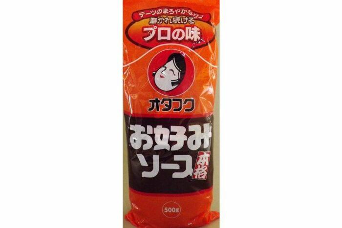 Okonomiyaki-Sauce Otafuku 500g 1