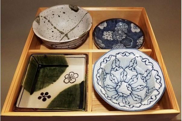 Bento-Box Shokado Matsu 5