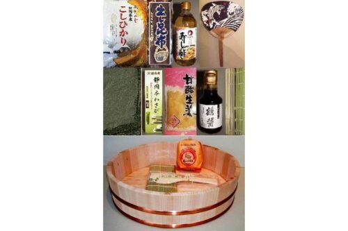 Sushi-Starter-Set komplett - einfach 2