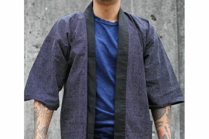 Jinbei Shibori kuro 1