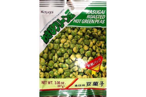 Wasabi Green Mame 87g Original Kasugai 7