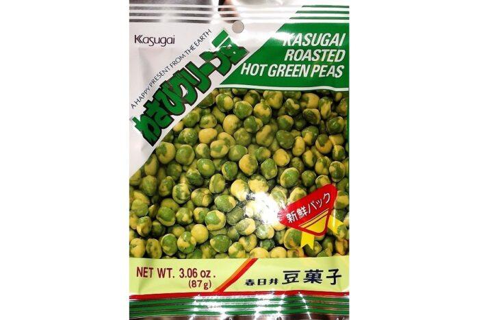 Wasabi Green Mame 87g Original Kasugai 1