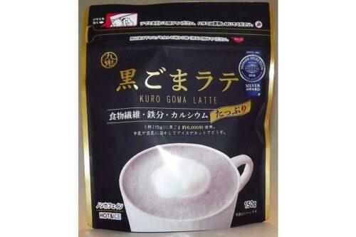 Kurogoma-Latte Instant-Getränkepulver 150g Kuki 7