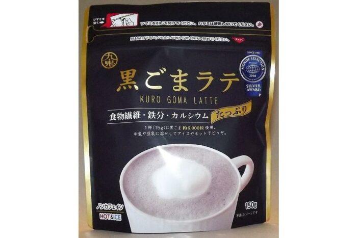 Kurogoma-Latte Instant-Getränkepulver 150g Kuki 1