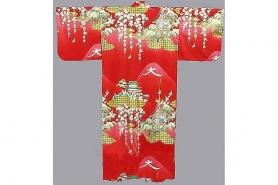 Kimono Ukiyoe aka 55' 7