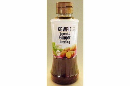 Tamari & Ginger Dressing 210m Original Kewpie (QP) GLUTENFREI (EU) 8