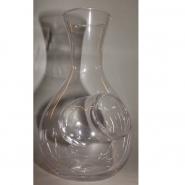 Sake Glas-Tokkuri mit Eisfach 6