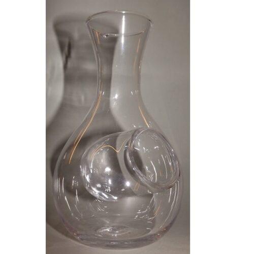 Sake Glas-Tokkuri mit Eisfach 43