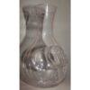 Sake-Set 5 tlg. Glas-Tokkuri mit Eisfach + 4 Doppelwand Guinomi 2