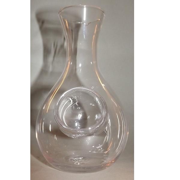 Sake Glas-Tokkuri mit Eisfach 1