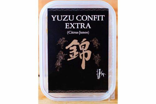 Kitagawa Yuzu in Streifen kandiert 1 kg in Sirup 12