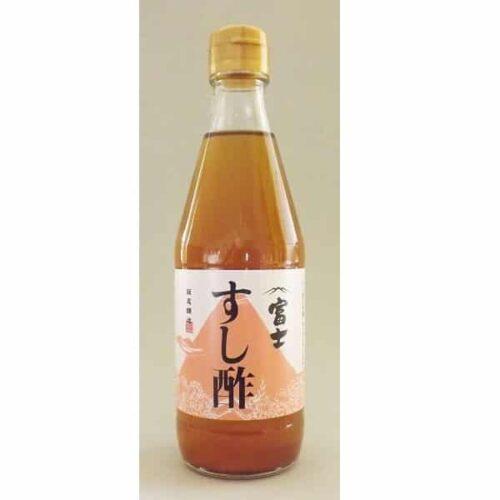 HQ Sushi-Su Fuji 360 ml / gewürzter Reisessig für Sushi 6