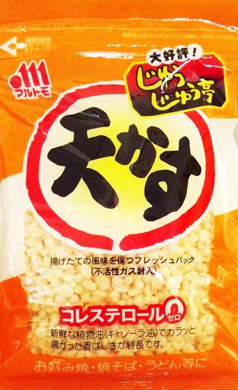 Tenkasu Agedama 80g Marutomo 7