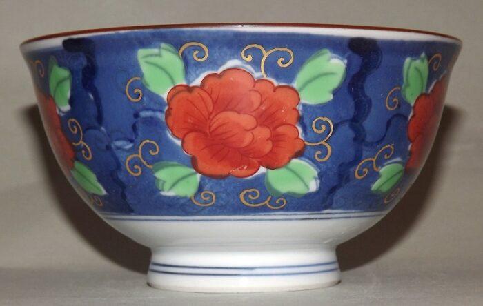 Keramik-Set 5 Bowls Dento-Tekina in Box 9