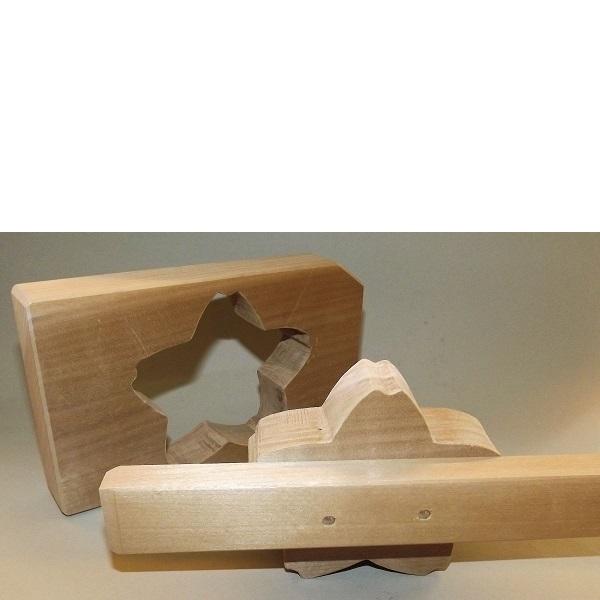 Gohan-Former Sakura - Holz 1