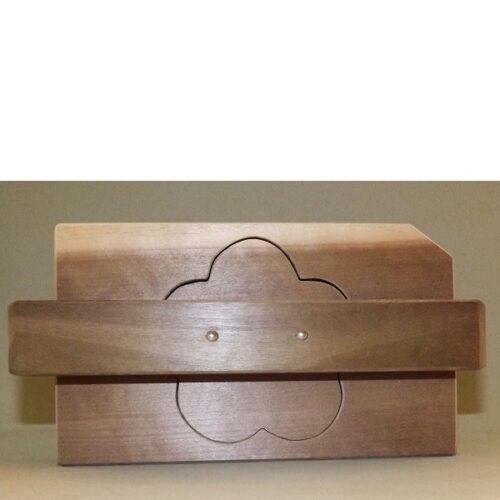 Gohan-Former Ume - Holz 10