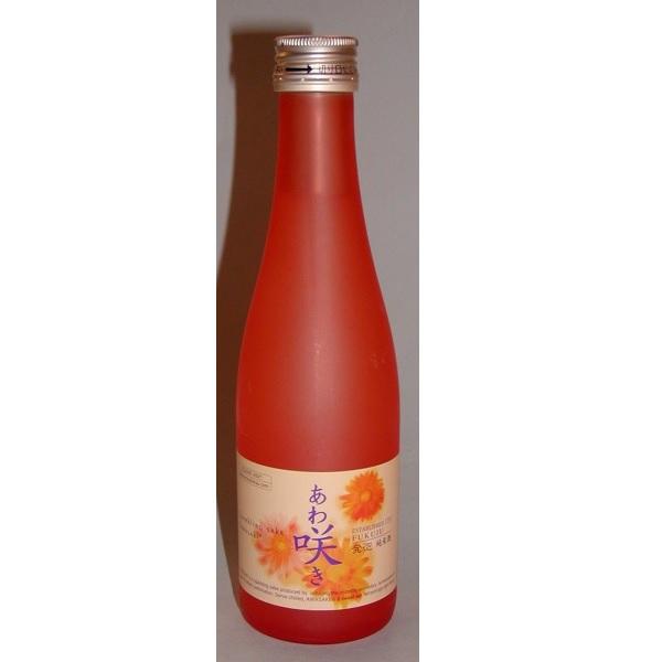 Awasaki Sparkling Sake 300 ml Fujuku 1